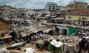There are several slums in the capital despite government's various interventions