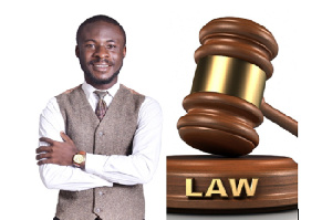 Emmanuel Abu Ampong is a law student