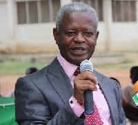 Dr Akwasi Osei, CEO of Mental Health Authority
