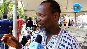 Shiekh Ayub Ofosuhene Asare, President for Heralds of Islamic Message