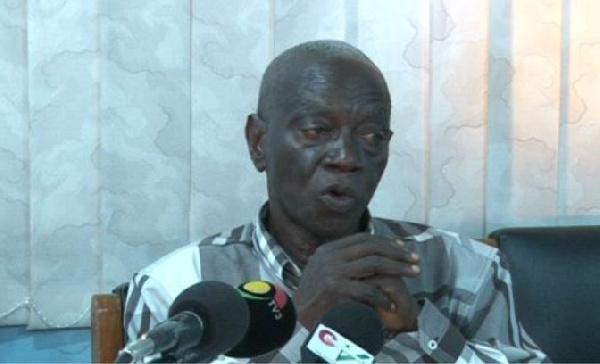 I 'discovered' Dr Afari-Gyan at a drinking spot - Kwamena Ahwoi