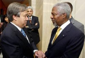 Guterres  Annan  UN