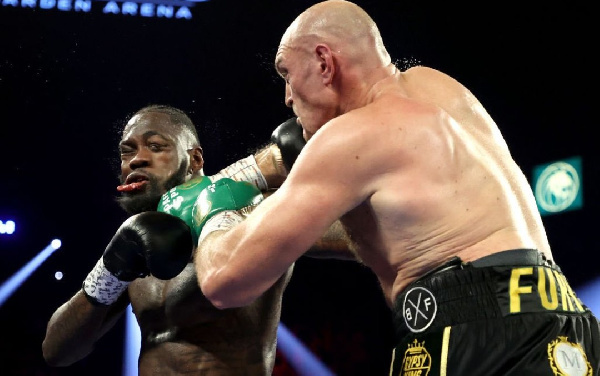 Fury's emphatic victory over Wilder draws praises from Ghanaians