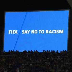 Racism has many manifestations