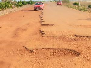 Afiadenyigba Road
