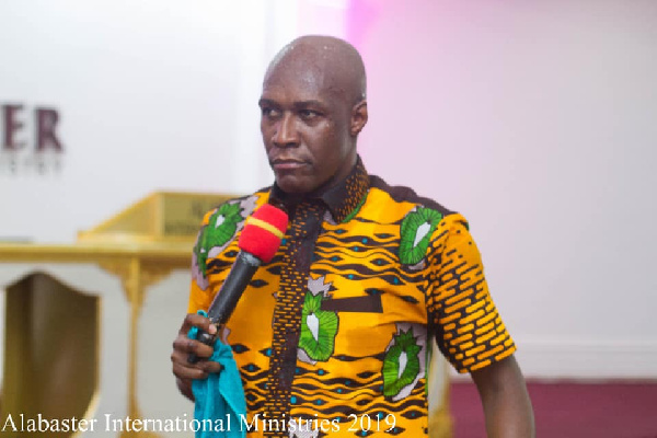 Prophet Oduro slams EC for issuing disgusting voter cards