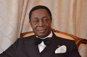 Dr Kwabena Duffuor, former Finance Minister