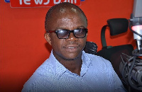 Stephen Amoah is the new CEO of MASLOC