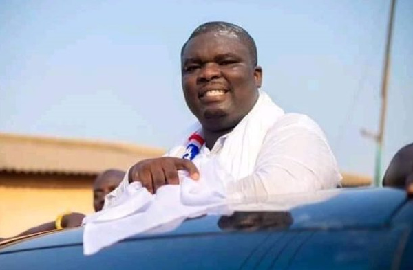 NPP Primaries: 'Failed' Titus-Glover taking credit for projects he never funded - Ben Ashittey