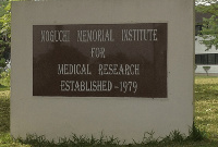 The Noguchi Memorial Institute for Medical Research