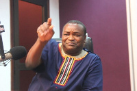 Hassan Ayariga,disqualified presidential nominee of the All People's Congress