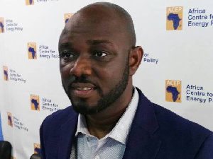 Benjamin Boakye, Executive Director, ACEP