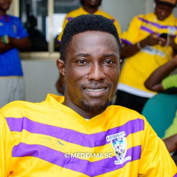 'We are very determined to win the league for the first time' – Tetteh Zutah