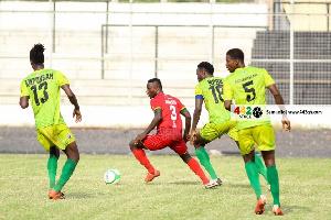 Bechem United will play Aduana Stars
