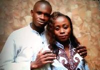 Newlyweds Emeka and Nkechi Ofor
