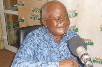 Kwame Damoah Agyemang