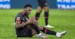 Leverkusen's Fosu-Mensah out for the season after knee injury