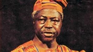 Dr. Hilla Limann, President of Ghana
