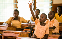 Schools in Ghana have closed since March due to COVID-19 outbreak
