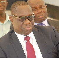 Ernest Thompson is former Director-General of SSNIT