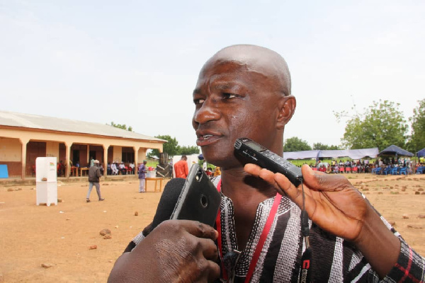 Take advantage of opportunities created by government – Ghanaian contractors told