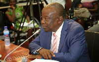 National Security Minister, Albert Kan Dapaah