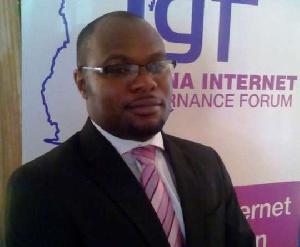 George Atta-Boateng, Director-General, NITA