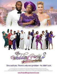 The Wedding Party 2 was released in cinemas across the country on Friday, December 15