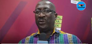 CEO of Omni Media, Samuel Atta-Mensah
