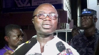 Kumasi Mayor, Osei Assibey Antwi