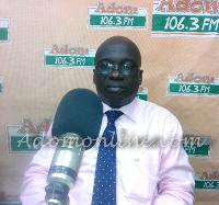 Lawyer Asante Boateng