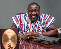 Deputy Director of the National Service Scheme, Henry Nana Boakye