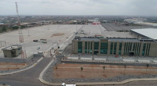 GPHA's unity terminal is 97 percent complete