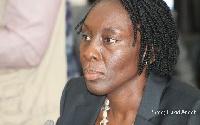 Marietta Brew Appiah-Oppong, Attorney General of Ghana
