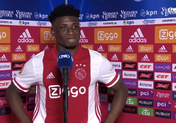 Mohammed Kudus on life at Ajax, Andre Onana bond and many more