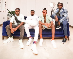 R2bees, King Promise, and Joeboy