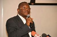 Slyvester Mensah, Former National Health Insurance Authority Boss