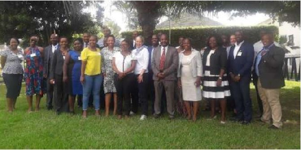 Maiden training workshop on migration governance commences in Accra