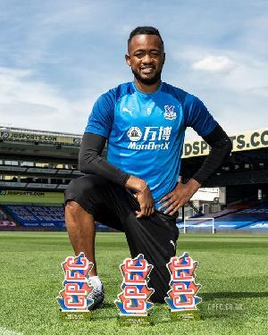 Ghana striker, Jordan Ayew