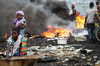 E-waste at Agbogbloshie