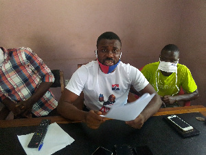 Effiduase-Asokore: NPP youth petition Akufo-Addo to remove Sekyere East DCE