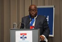 Nana Addo Dankwa-Akufo Addo, NPP flagbearer