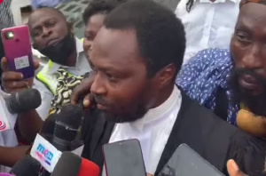 George Tetteh Wayoe is the lawyer for Rastafarian students Tyrone Marhguy ad Oheneba Nkrabea