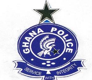 Gh Police Logo 11