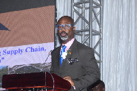 CEO of Logistics Movers and Yetron Services, Chief Teete Owusu-Nortey