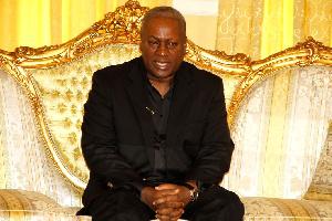President Mahama 07.12