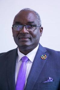 Dr. Kodjo Essien Mensah-Abrampa, Director General NDPC