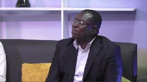 Deputy Minister of Monitoring and Evaluation, Mr William Kwaku Sabi