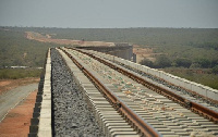 A rail line (file photo)