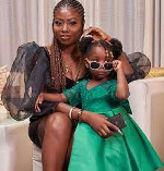 Sophia Momodu and daughter, Imade Adeleke